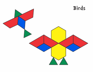Animals Pattern Block Templates from Jessica's Corner of Cyberspace