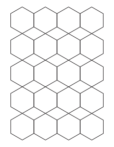picture regarding Printable Pattern Block Templates referred to as Free of charge Printable Behavior Blocks - Jessicas Corner of Cyberspace